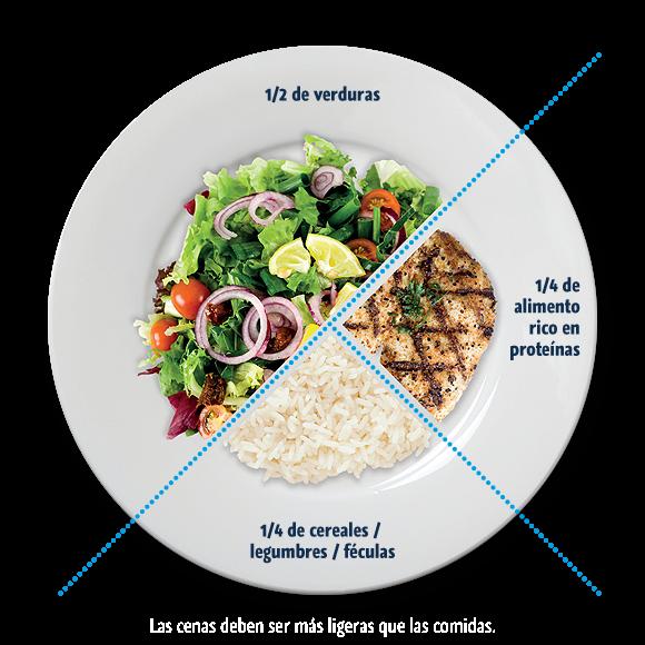 El Perfecto Menú Para Bajar De Peso | Factor Quema Grasa