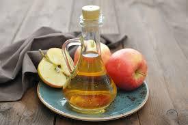 Vinagre de manzana para bajar de peso